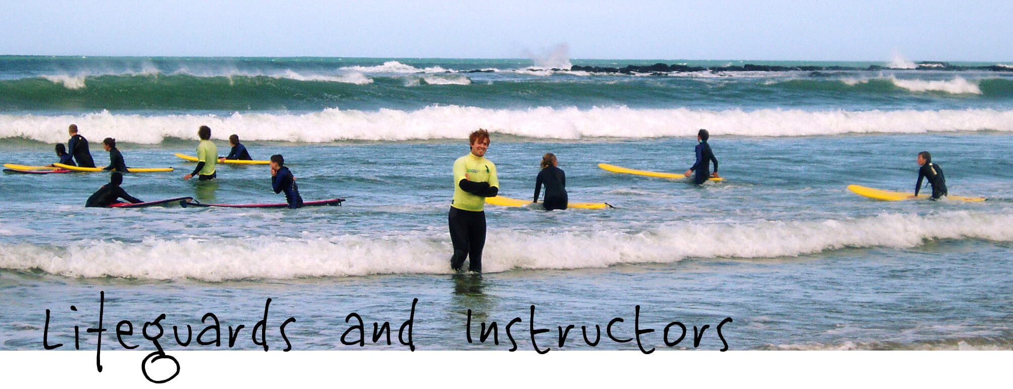Lifeguards and Instructors